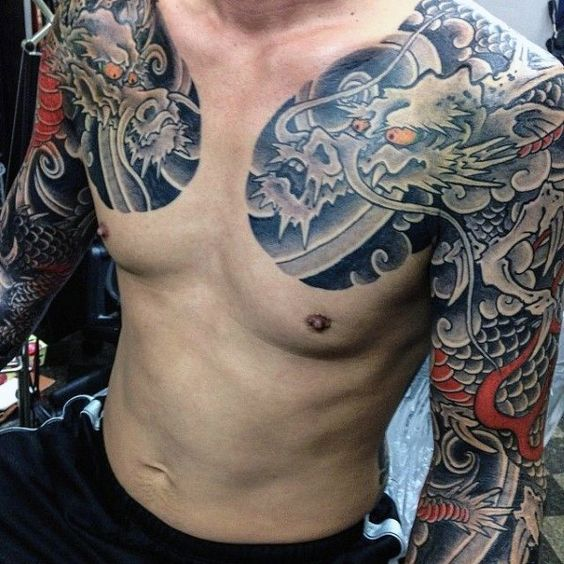 Dragon Tattoos For Men – Ultimate Tattoos For Guys