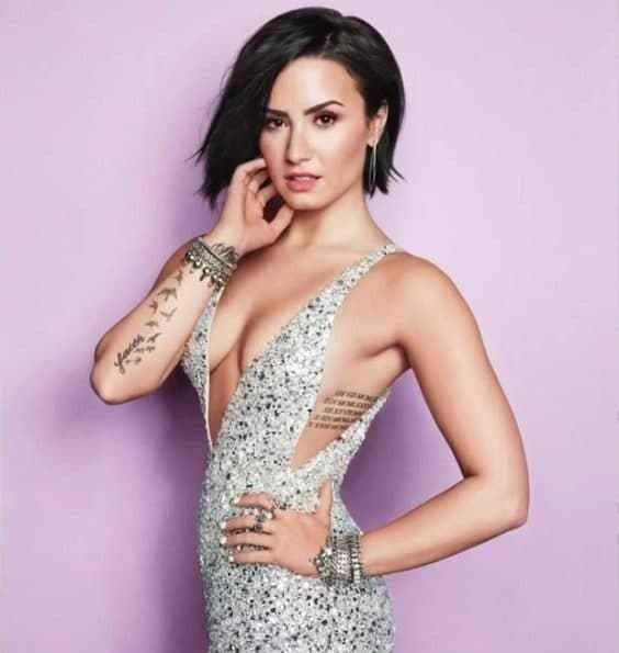Most Beautiful Hot Celebrity Tattoos