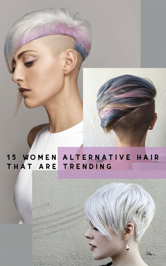 Alternative Hairstyles for Women