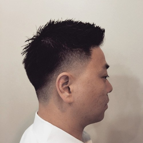 Simple Cut for Thick Hair