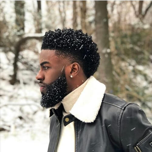 haircut styles for black men with curly hair popular black curly hairstyles 9943 | Black Men Curly Hairstyles 4