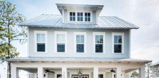 House exterior color
