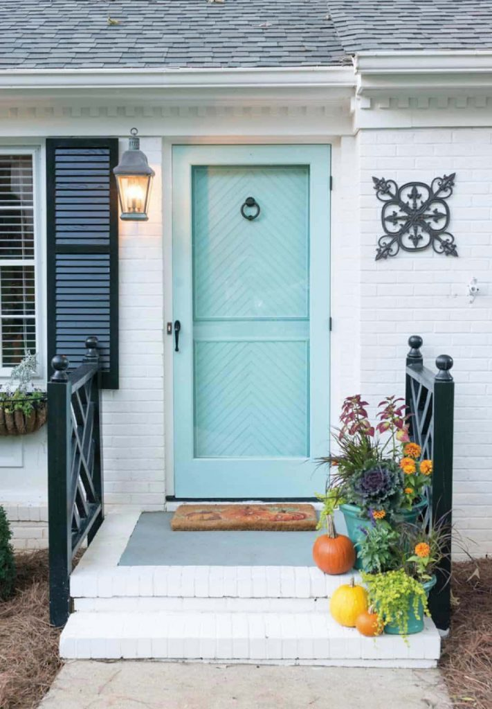 What Your Front Door Colors Says About You