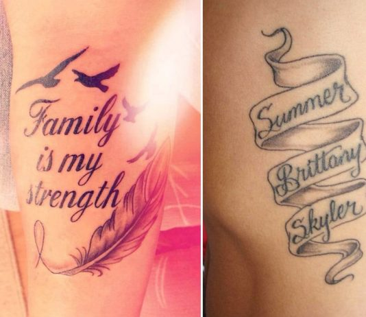 Family-Tattoo