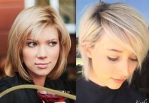 Short Hairstyles and Haircuts with Bangs