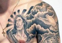 Religious Tattoo