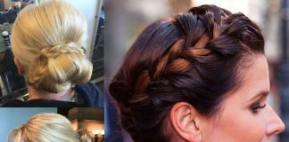 long hairstyles for older woman