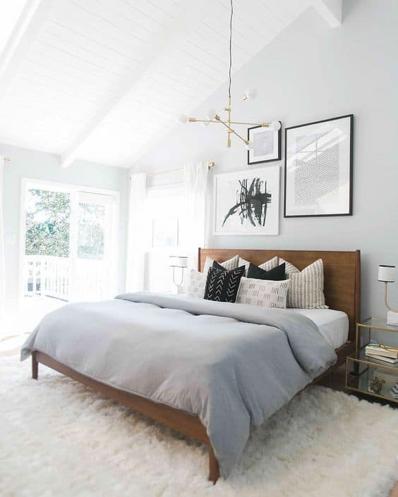 Modern Bedroom Interiors The Canadian Home Style